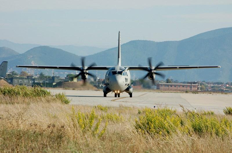 C-27J Spartan 98° Gruppo Volo