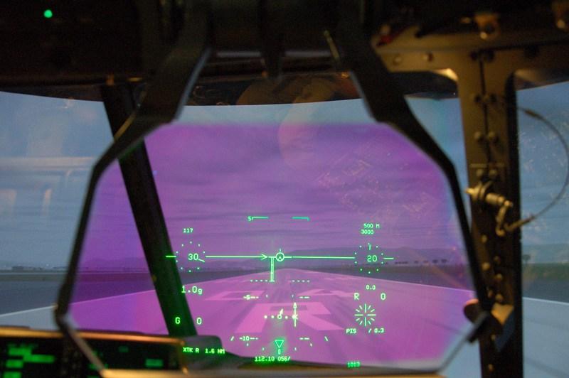 Full Flight Simulator C-130J Spartan Aeronautica Militare