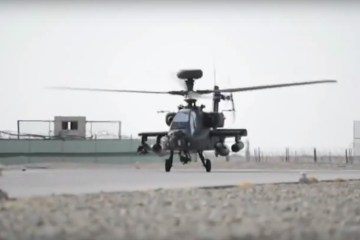 royal army aviation apache