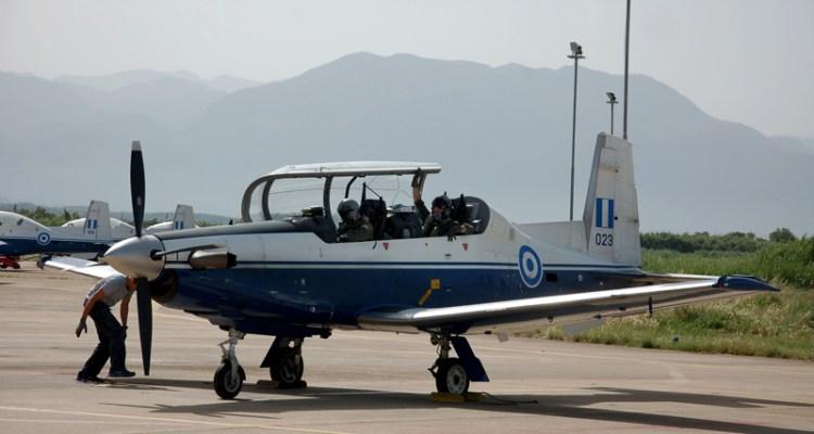 base aerea di kalamata hellenic air force