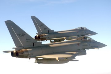 eurofighter 36° stormo