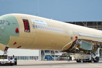vietnam airlines airbus a350 xwb