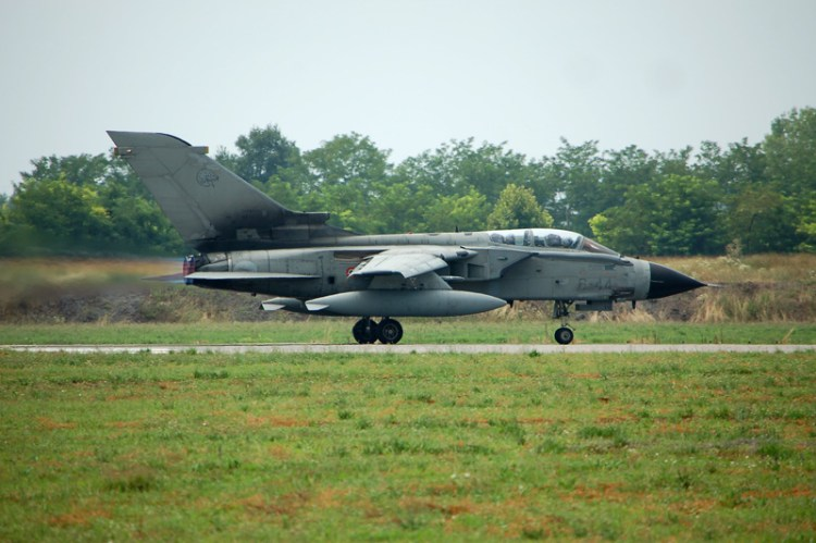 Tornado IDS Aeronautica Militare