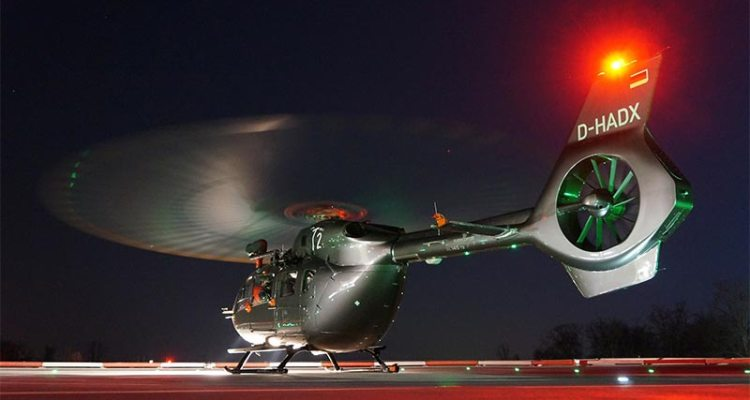 Landespolizei Nordrhein-Westfalen ordina sei nuovi ec145