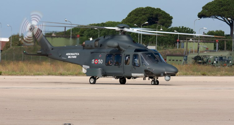 HH139 sar trasporto sanitario aeronautica militare
