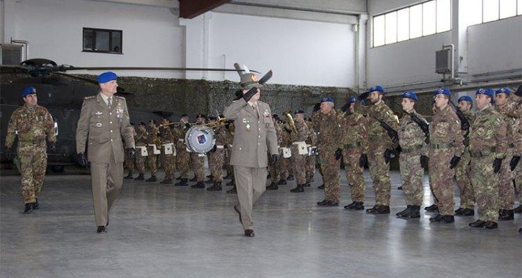 ricostituzione del 3° Reggimento AVES Aldebaran