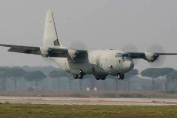 C-130J Aeronautica Miliare trasporti sanitari