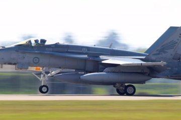 F-18 Hornet Worimi RAAF