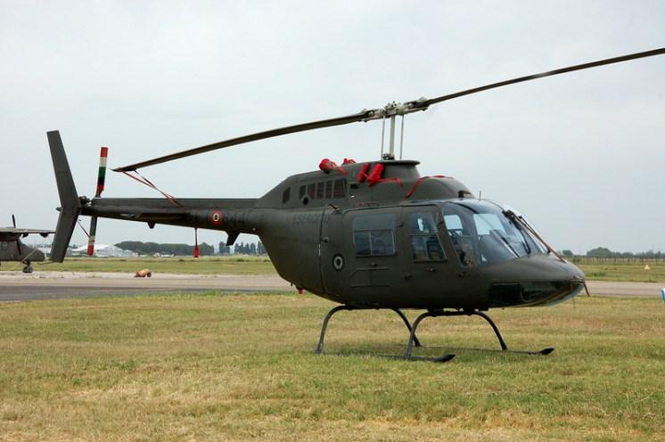 AB-206 Aviazione dell'Esercito