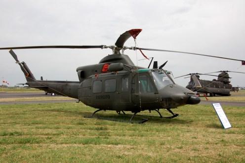 AB-412 Aviazione dell'Esercito