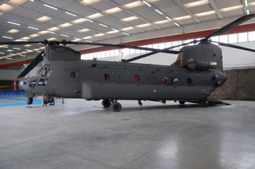 CH-47F Chinool AVES