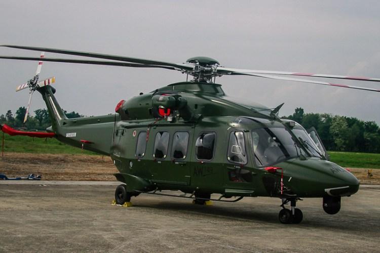 AgustaWestland AW-149
