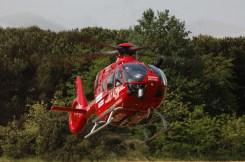 foto ec-135 dell'aiut alpin dolomites