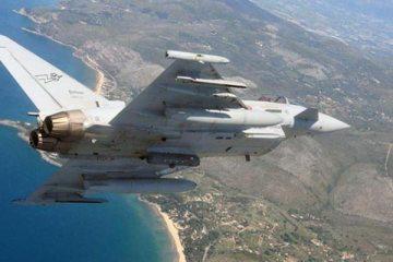 integrazione recce lite su efa aeronautica militare