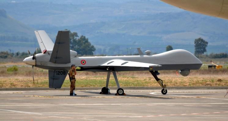 UAV Predator Aeronautica Militare