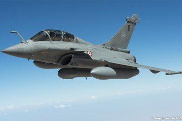 primi voli rafale francesi sulla Siria