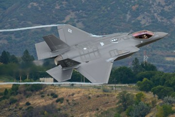 first flight F-35A usaf from hill afb