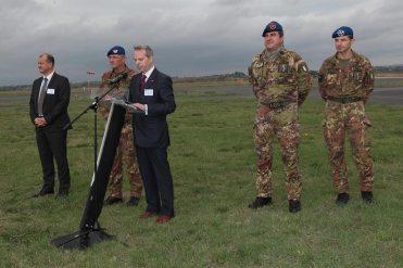 consegnato il 250° NH-90 all'Aviazione dell'Esercito Italiano