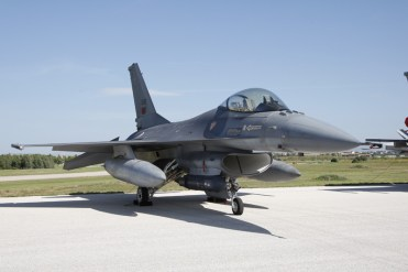 F-16C Portuguese Air Force