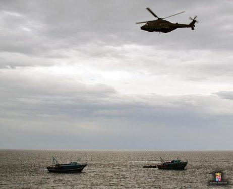 elicottero NH-90 NFH marina militare