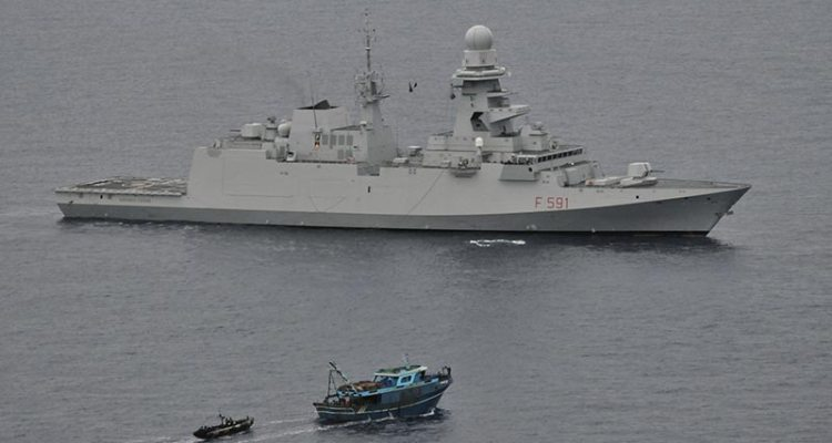 marina militare operazione mare sicuro