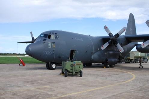 KC-130H Royal Canadian Air Force