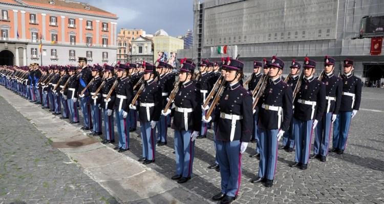 giuramento scuola militare la nunziatella