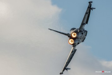 eurofighter typhoon display