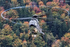 Super Puma swiss air force