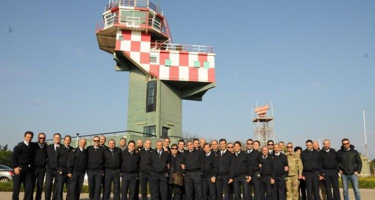 torre di controllo aeroporto di brindisi ENAV
