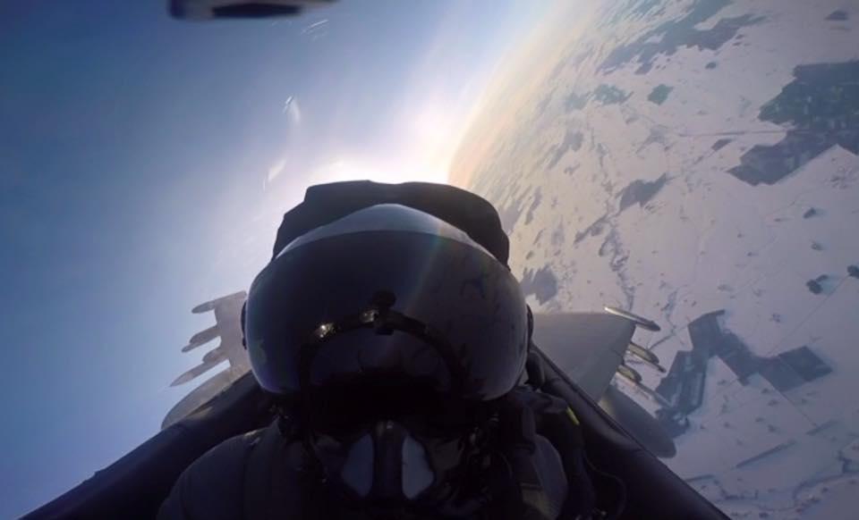ejercito del aire nato baltic air policing