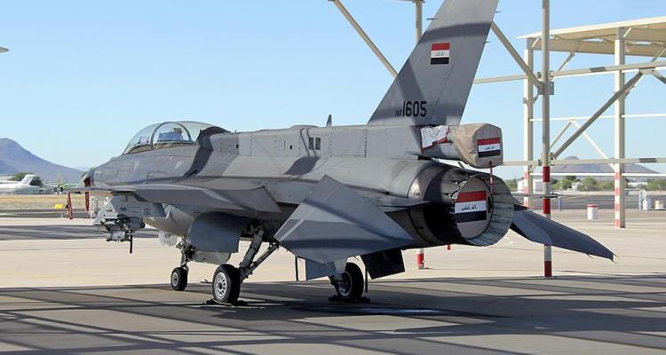 F-16 Fighting Falcon Iraqi Air Force