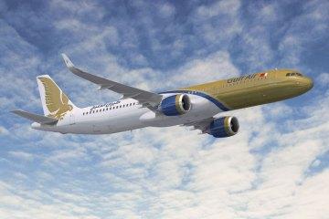 Airbus A320neo della Gulf Air