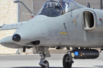 amx aeronautica militare in configurazione isr