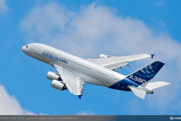 Airbus A380 ana group giappone