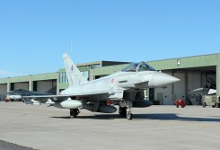 eurofigher typhoon aeronautica militare