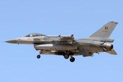F-16 belgi al DACT 2016