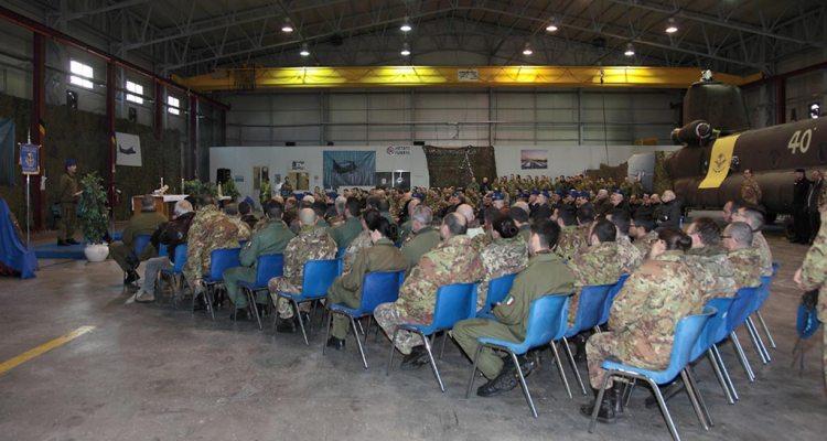 40° anniversario Reggimento Antares Viterbo AVES
