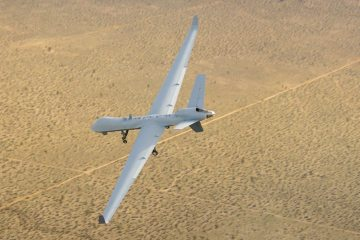 general atomics predator B ER long wing