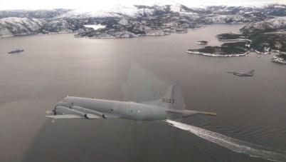 P-3C Orion Royal Norwegian Air Force