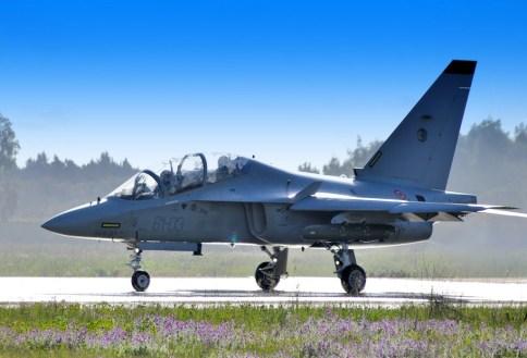 T-346A Aeronautica Militare 61° Stormo