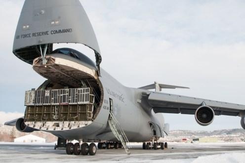 C-5 Galaxy US Air Force