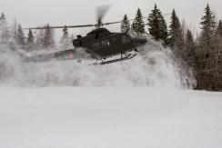 Bell 412 Kongelige Norske Luftforsvaret