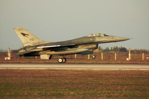 GEA gruppo efficenza 23° gruppo F-16