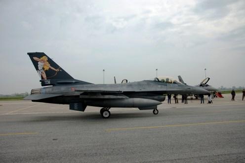 F-16 special color aeronautica militare 23 gruppo