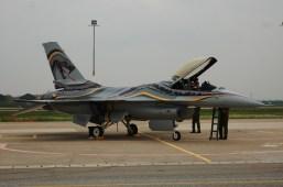 F-16 special color farewell 23 gruppo