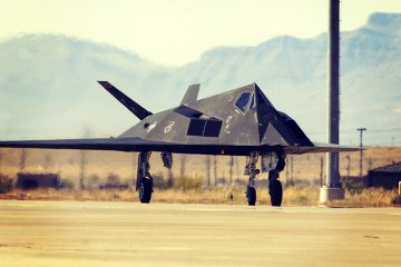 USAF F-117A Stealth-Fighter