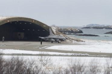 F-16 med utsikt