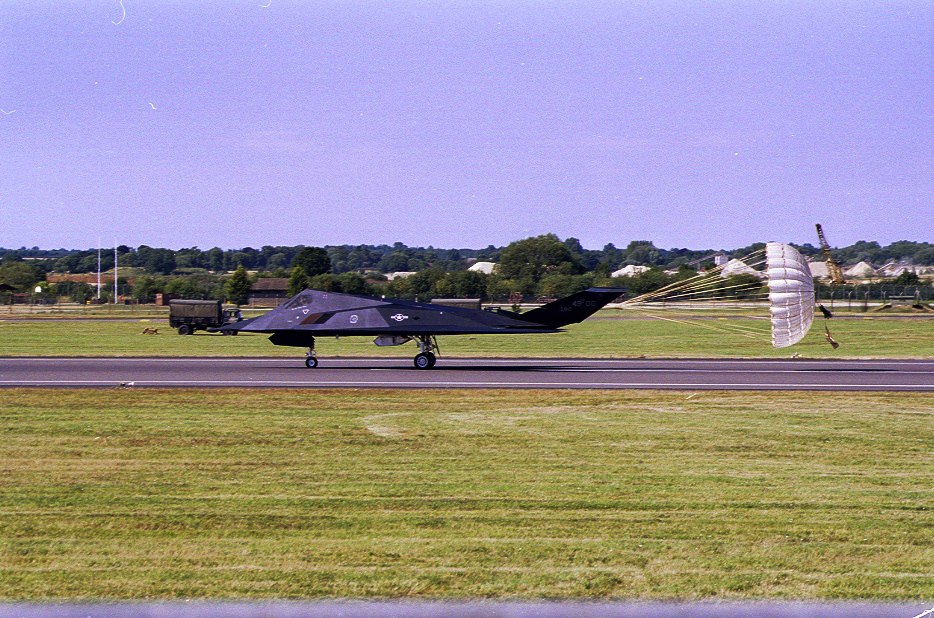 F117A Stealth Fighter RIAT 1999