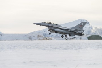 F-16 Royal Norwegian Air Force Cold Response 2016